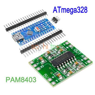 Mini Usb Nano V3.0 Atmega328p Ch340g 5v 16m Micro-controller Board For Arduino
