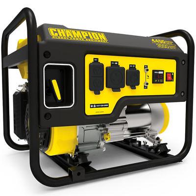 Champion 100406 - 3550 Watt Portable Generator W Rv Outlet