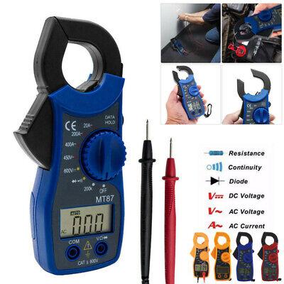 Digital Multimeter Amper Clamp Meter Current Pincers Current Measuring Tool