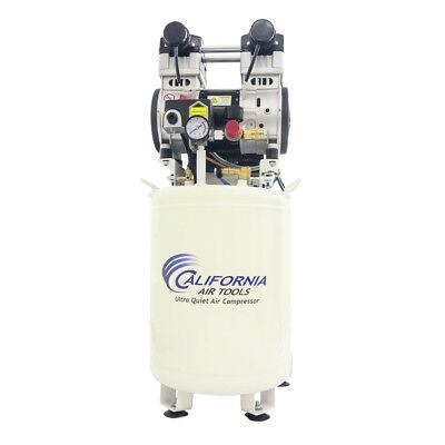 California Air Tools Cat-10020dc 110v 15 Amp Oil-free Air Compressor New