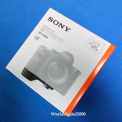 Sony Genuine GP-X1EM Grip Extension a9 a7 III A7R III a7 II a7R II a7S II a7S II