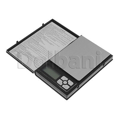 SF-820 New Digital Scale 2000g 4.4lb Pocket Scale Jewlery Scale weight