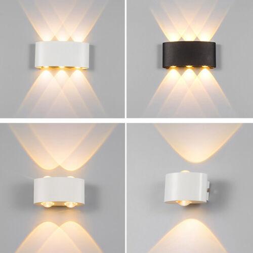 4 Typ Led Wandlampe LED Außen Wandleuchte Balkon lampe Garten Beleuchtung IP65 N