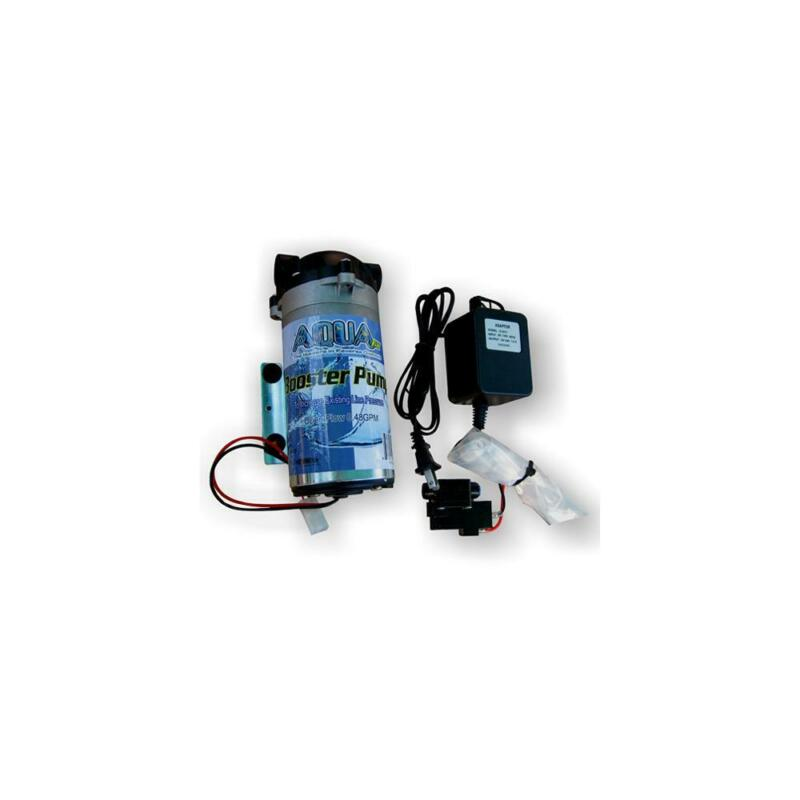 AquaFX Booster Pump Assembly Kit Complete