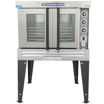 Single Deck Full Size Electric Convection Oven - 208v 1 Phase 10500w