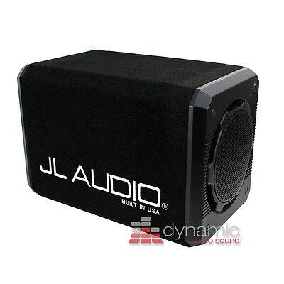 JL AUDIO CS210G-W6v3 Loaded (2) 10W6v3 Subs Sealed Enclosure Box ProWedge New (Jl Audio 10 W6)