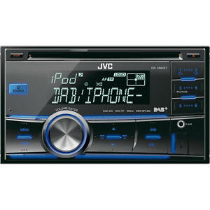 JVC-KW-DB60AT-Double-Din-Car-Stereo-DAB-DAB-USB-iPhone-compatible