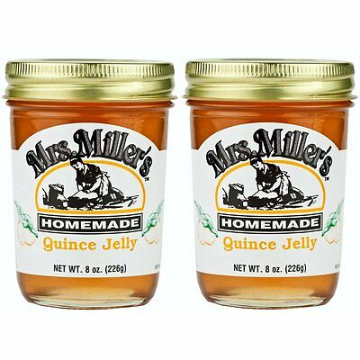 Quince Jelly (Amish Made) ~ 2 Pack, 9 Oz. Jars, SHIPS FREE
