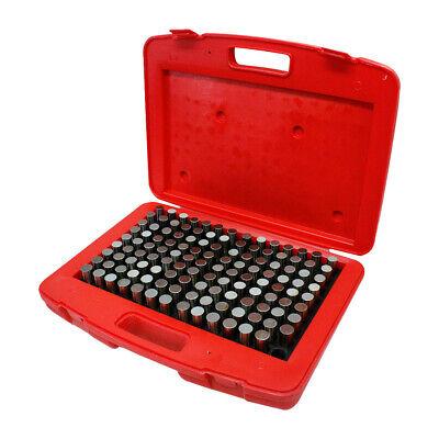 Set Of 125 Pc M4 Steel Pin Gage Plus 0.626 - 0.750 Gauge Set Metal Steel Plug