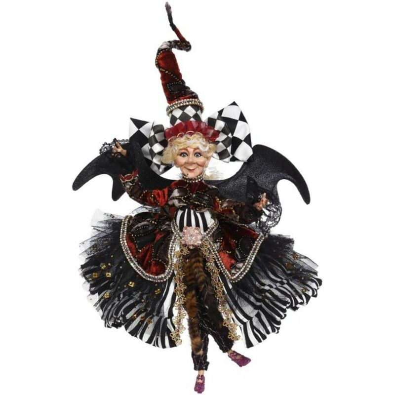 Mark Roberts 2020 Collection Rhymes Rich Witch, Small 13-Inch Figurine