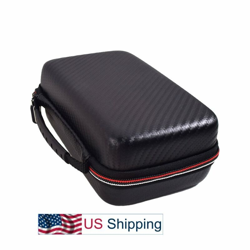 Carrying Case for Mini Projector & All Accessories  Thickened Hard Shell Protect