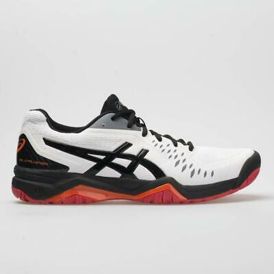 Asics Gel Challenger (Asics GEL-CHALLENGER 12 Men's 1041A045.114 WHITE/BLACK Tennis Shoes )