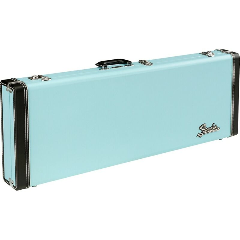 Fender Classic Series Wood Strat/Tele Limited-Edition Case Sonic Blue