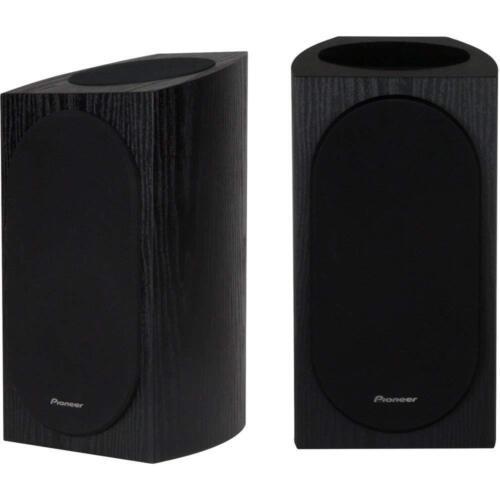 """Pioneer 4"""" 80W 2-Way Compact Speakers (Pair) Black SP-BS22A-LR"""