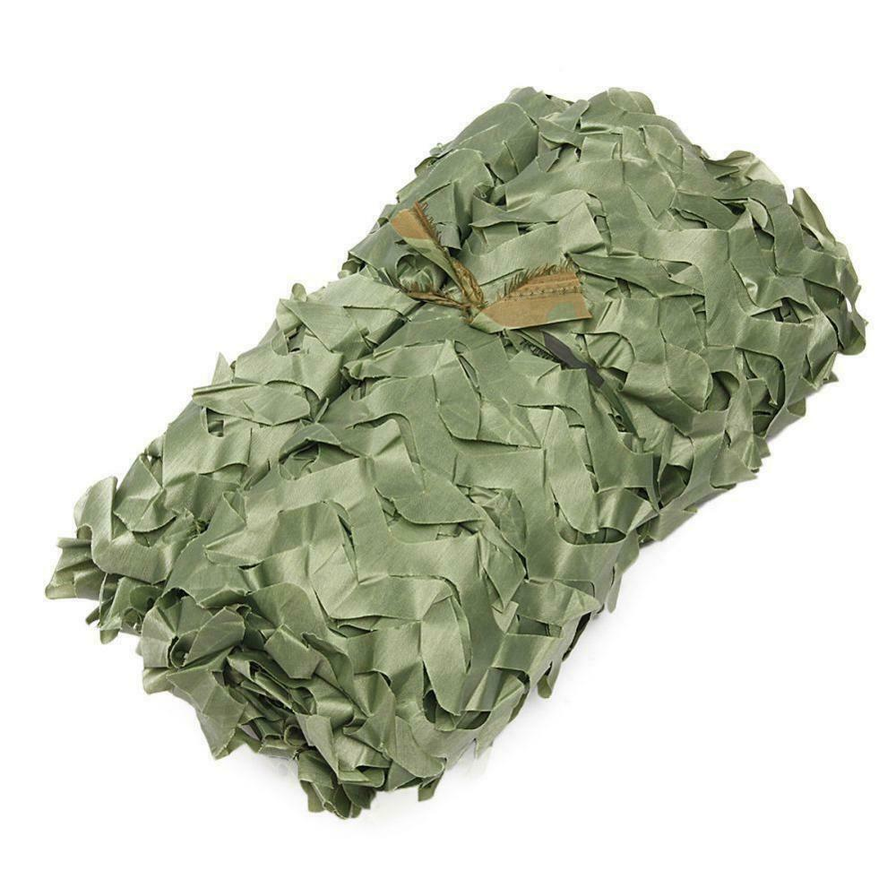 High-quality Woodland Camouflage Camo Army Net Hide Netting Camping Military - $12.66