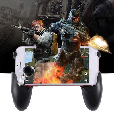 Smart Phone Game Controller Gamepad Joystick Fire Trigger PUBG Fortnite UK