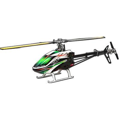 KDS INNOVA 450BD FBL 6CH 3D Flying Belt Drive RC Helicopter Kit (450 3d Hubschrauber)