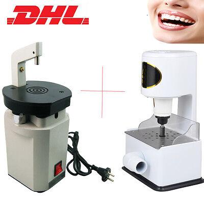 Dental Grind Inner Arch Trimmer Machine Laser Drill Pin System Unit Set