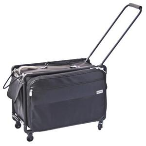 NEW TUTTO 4220BCC 20-Inch Regular office on Wheels for Laptop (Black) Condition: New