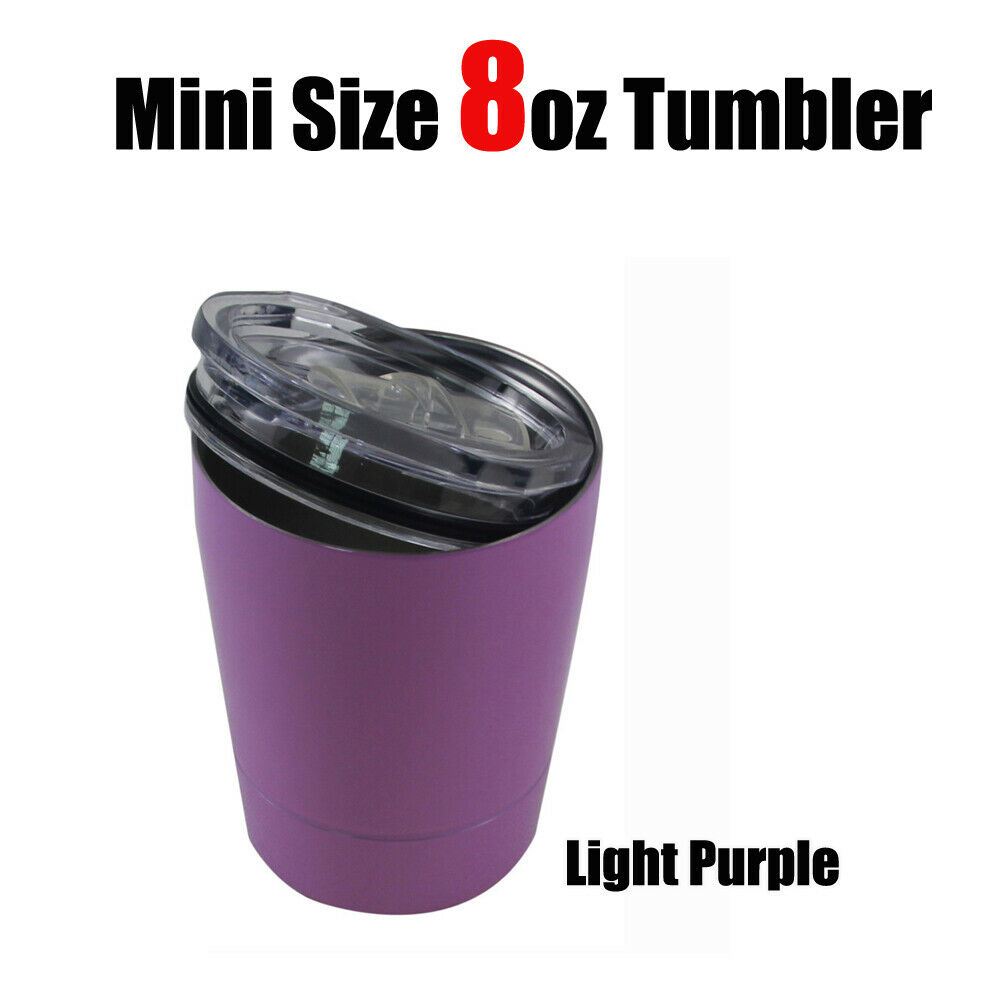 Mini Stainless Steel Tumbler Vacuum Insulated Mug Spill Proo
