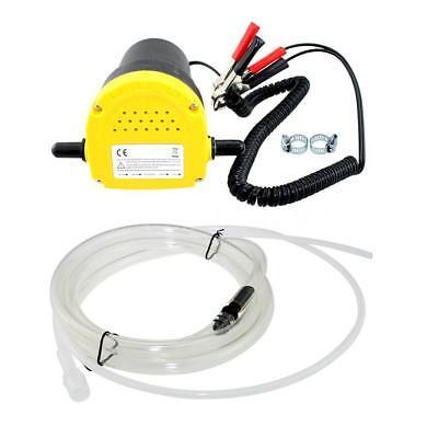 Car Engine Oil Pump 12v Electric Auto Oil Fluid Sump Transfer Suction Pump