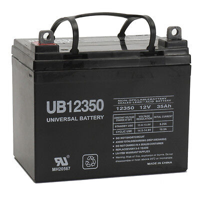 UPG 35AH 12V DC Mysterious CYCLE SLA SOLAR ENERGY STORAGE BATTERY