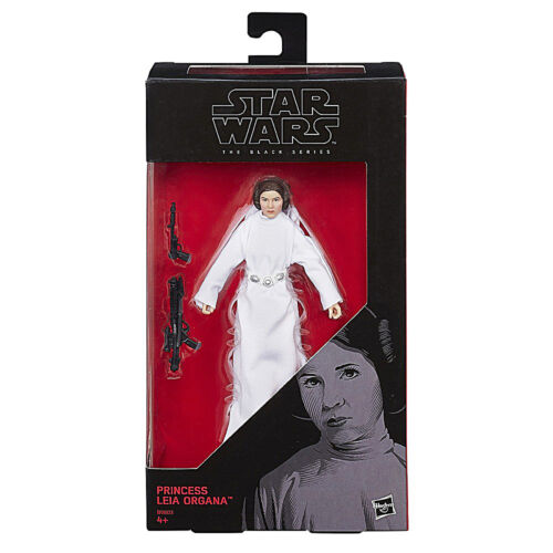 ANH PRINCESS LEIA ORGANA  #30 STAR WARS ROGUE ONE BLACK SERIES 6/""