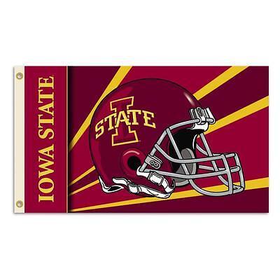 Iowa State Cyclones 3' x 5' Collegiate Licensed Annin Flag w