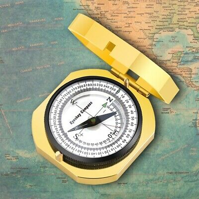 Thumb Compass Elite Competition Orienteering Compass Portable Compas MapScale RA