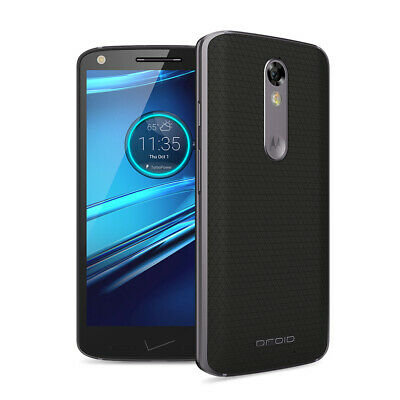 Motorola Droid Turbo 2 - 64GB - Black Unlocked