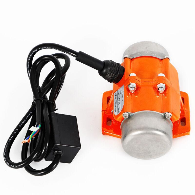 AC Vibration Motor Vibrating Asynchronous Vibrator 40W 110V Single Phase 3600RPM