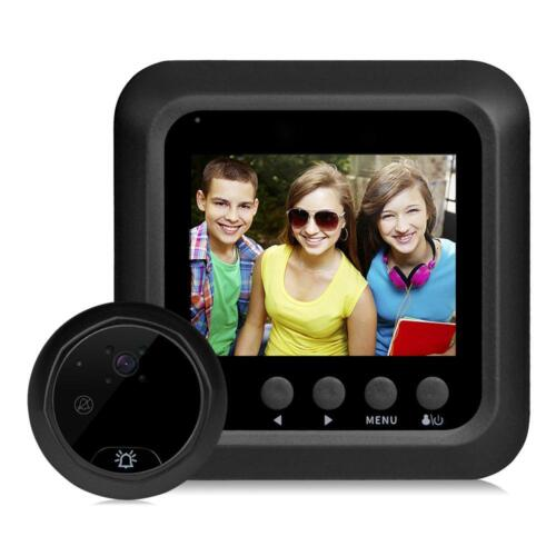 2.4inch Color Screen No Disturb Peephole Viewer