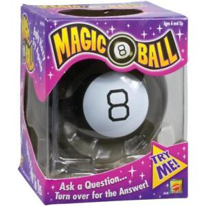 Magic 8 Ball Fortune Teller Novelty Toy Ask A Question 20 Po