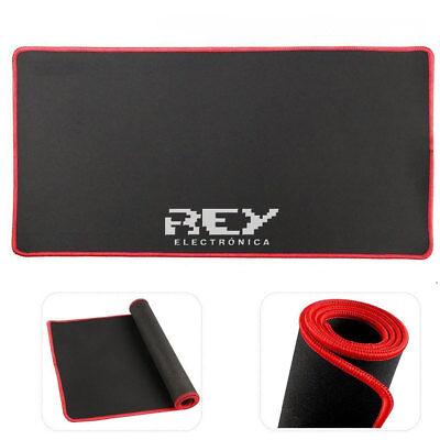 Alfombrilla teclado y Mouse Antideslizante XXL Gaming Rojo v511