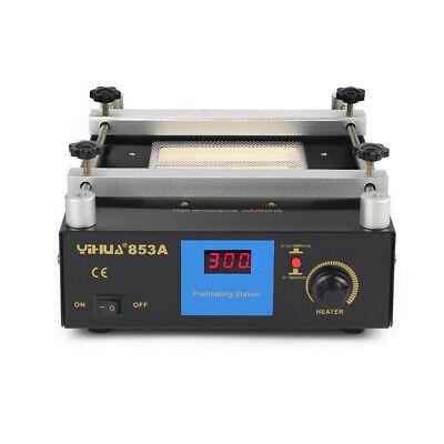 Yihua 853a 600w Smd Pcb Preheater Bga Rework Station Preheating Oven Station Us