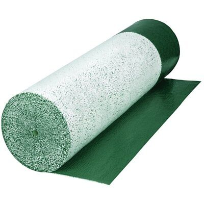 630SqFt Flooring Underlayment Bread-roll Wood Laminate Moisture Barrier Sound Reducer