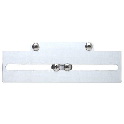 Oxford Plate Mate Number Plate bracket silver OF395