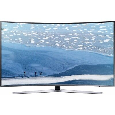 Samsung Curved TV UE55KU6659 140 cm 55 zoll LED DVB-T2 Ultra HD Fernseher TV WOW