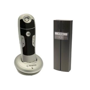 Wireless Door Entry Phone Intercom Kit System Doorbell CL6011B