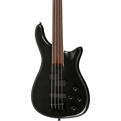 Rogue LX200BF Fretless Series III Electric Bass Guitar Pearl (Fretless Electric Bass Guitar)