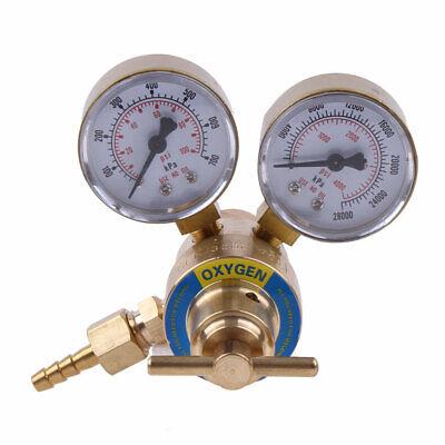 Cga 540 Oxygen Gas Welding Welder Regulator Pressure Gauge Cutting Tool Portable