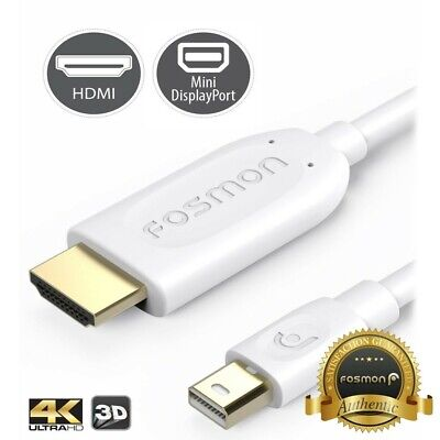 Fosmon 15FT MiniDisplay Port HDMI Adapter Cable for Microsoft Surface Pro 2 3 4 for sale  Shipping to India