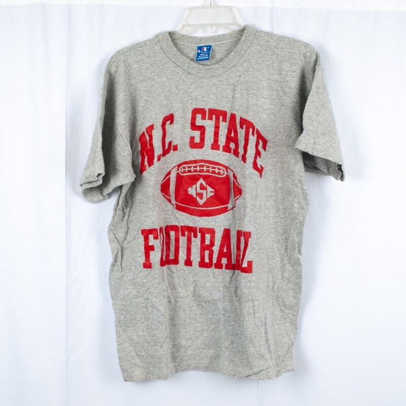Men/'s The North Face Tshirt Red w//Gray Logo Cotton