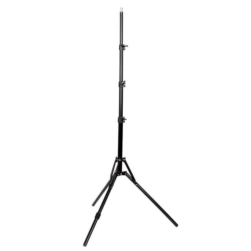 Light Stand Tripod Support  For Lamp Holder Camera Video Studio