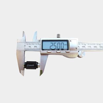 Digital Caliper Vernier Micrometer Electronic Ruler Gauge Meter Stainless Steel