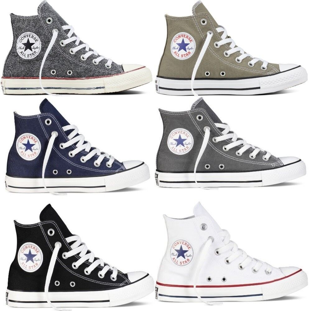 Converse Chuck  All Star Classic Hi 42-46 Turnschuhe Chucks Sportschuhe Herren