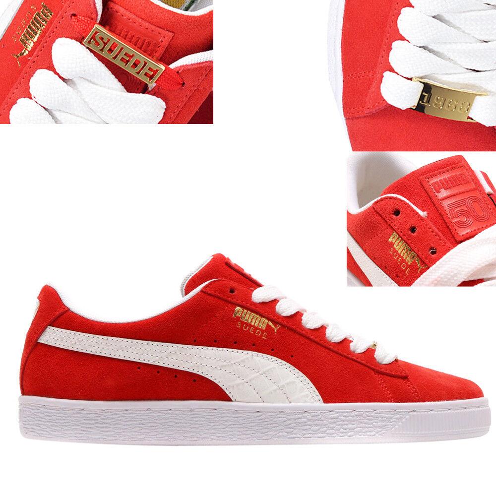 Détails sur Puma Daim Classique bboy fabuleux Lacets en Cuir Baskets Homme 365362 02 Q7J afficher le titre d'origine