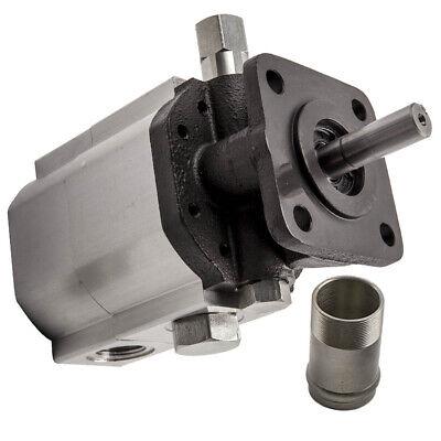 New 1 Pcs 11gpm Hydraulic Log Splitter Pump 2 Stage High Low Gear Pump