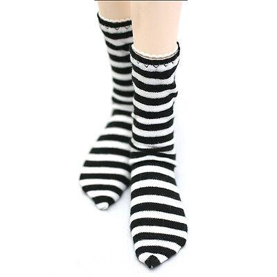 W/&B DOLLMORE NEW 1//3 BJD elasitcity SD size Striped Pattern Stocking