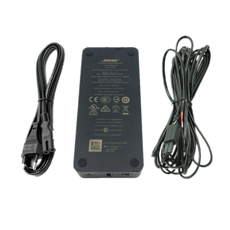 Bose Virtually Invisible 300 Power Supply 421088 for lifestyle 650 600 ST300